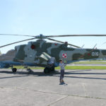 Wycieczka do 32. Bazy Lotnictwa Taktycznego w Łasku